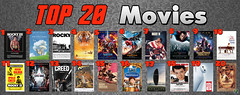 Top 20 Movies (Luigi Fan) Tags: top movie 20 rocky 3 wind rises life pi guardians galaxy vol 2 spiderman homecoming 4 man steel forrest gump captain america civil war creed indiana jones raiders lost ark baby driver ratatouille arrival ferris buellers day off big hero 6 last crucade