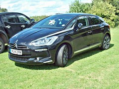 529a Citreon DS5 DS Sport HDi (2014) (robertknight16) Tags: citreon france frech ds ds5 psa 3008 stafford mj14zpm