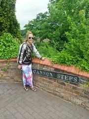 Bridgnorth (radioink) Tags: summer bridgnorth hightown cliff lowtown valley shropshire riversevern castle 2017 railway