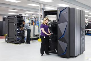 IBM Karotte baumelt der vollständige Verschlüsselung für die Käufer zu locken, um neue mainframe-z14
