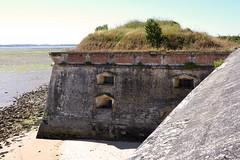 un autre des bastions (florence.V) Tags: france poitoucharentes charentemaritime 17 iledoléron lechâteaudoléron citadelle bastion