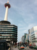 Kyoto Tower 京都タワー (garygaldamez) Tags: japan japón travel travellers wanderlust iphone 5s photography streetphotography 日本 旅行 歩く city kyoto