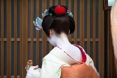 nape (walkkyoto) Tags: 宮川町 miyagawacho 舞妓 maiko 芸妓 geiko 京都 kyoto 日本 japan ef135mmf2l