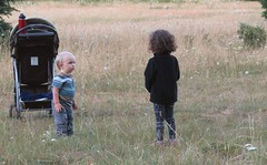 field meeting (carolyn_in_oregon) Tags: troutlake washington jimmyandreasweddingweekend nora jacob