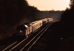 RFP0869 (ex127so) Tags: amtrak rfp brooke va 1989 f40ph