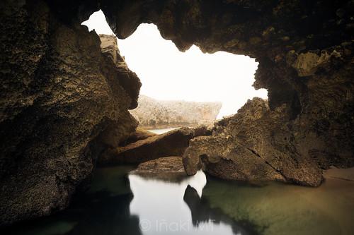 Sea Caves Beach