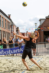 2017-07-15 Beach volleybal marktplein-78