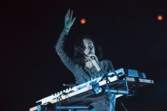 Kelly Lee Owens @ O2 Academy 1 (preynolds) Tags: concert gig livemusic dof canon5dmarkii mark2 raw tamron2470mm frontwomen singer singing stage stagelights birmingham soloartist keyboards pop music musician noflash counteractmagazine
