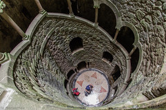 Inverted Tower - Sintra - Portugal (MFMarcelo) Tags: sintra lisboa portugal quintadaregaleira quinta regaleira historic touristattractions attractions luxurious park inverted tower