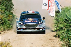 Ogier / Ingrassia - Fiesta WRC - Olmedo Shakedown - 8/6/17 Rally D'Italia (74Mex) Tags: wrc rally ditalia sardinia sarde sardegna ogier ingrassia fiesta olmedo shakedown 8617 pentax p30 iso800