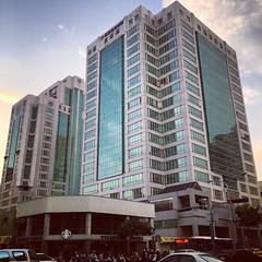 台中市洛克菲勒案 #Taiwan #taichungcity #buildings #sanunity_project #Curtainwall #facade (kingofdavid) Tags: taiwan taichungcity buildings sanunityproject curtainwall facade