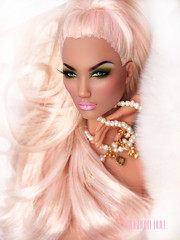 Kitty girl Eden (kingdomdoll) Tags: kittygirl eden demetae kingdomdoll kingdom doll resinfashiondoll resin fashiondoll fashion prettyinpink pink glamour pearl