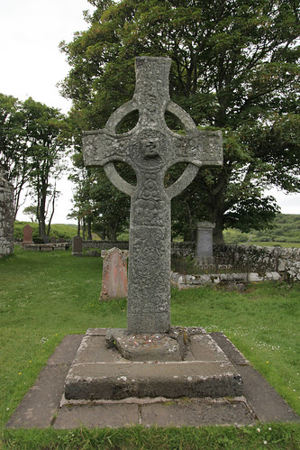 Kildalton Cross, Islay   8thC