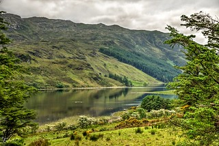 Reflections, Lough Finn, Fintown, Co Donegal