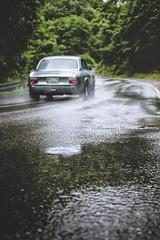 Alfa Romeo 1300 Junior (ehanoglu) Tags: alfaromeo alfa romeo 1300 junior giulia giulietta alfaholics alfisti istanbul turkey türkiye emrehanoglu emrehanoğlu emre exoticistanbul exotic hanoğlu wet rain rainy bokeh baume hill climb mercier classic
