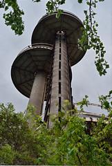 observation towers (Mycophagia) Tags: nyc newyorkcity