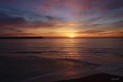 Amanecer de marzo (lesxanes) Tags: amanecer sunrise playa beach seascape marina cielo sky asturias españa