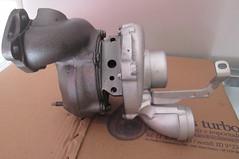 Turbina Cherokee recondicionada (Marcos Turbo) Tags: turbo turbina jeepcherokee garrett conserto