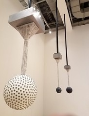 Sphere Packing - Rafael Lozano-Hemmer (samayoukodomo) Tags: sfmoma moma museum modernart art sf