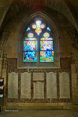 DSC00719 (Carmelo DG) Tags: etain eglises meuse grandest lorraine gothique vitraux sculture orgues nef chapelle piéta ligierrichier