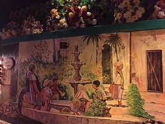 Casa Bonita, Denver (jericl cat) Tags: casa bonita denver 1973 landmark restaurant mexican theme themedexperience show theatre painting mural sign
