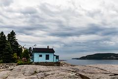 Tadoussac (Eileen NDG) Tags: july quebec tadoussac river cottage clouds stlawrenceriver fleuvestlaurent