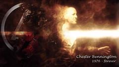Rest In Peace, Chester Bennington (Masteryker) Tags: restinpeace chesterbennington restinpeacechesterbennington linkin park linkinpark rip