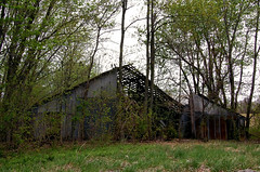 Abandoned Barn (Midnight Believer) Tags: barn abandoned abandonment crittendencounty kentucky rural bluegrassstate