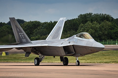 F22 Raptor (AdrianH Photography) Tags: nikon aviation aeroplanes airshows aircraft jets usaf riat glostershire fairford