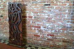 revs not for sale (Luna Park) Tags: ny nyc newyork graffiti revs lunapark weld sculpture metal for sale notforsale art