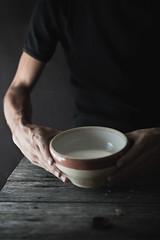 Lait d'avoine maison express {vegan, IG bas, sans gluten, sans lactose} (lafaimestproche) Tags: lait avoine milk oat oatmilk vegan breakfast petitdéjeuner brunch homemade handmade foodphotography photographieculinaire