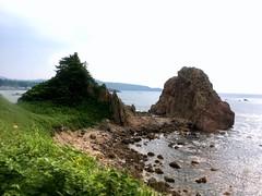 View #11 from Gono Line in Aomori (Fuyuhiko) Tags: 青森 青森県 五能線 ローカル線 aomori pref prefecure prefecture