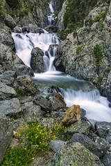 Caldarés river (Robeck Photography) Tags: valle de tena aragón huesca spain caldarés panticosa balneario water waterfall primavera larga exposición long exposition pirineos pirineo