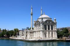 Ortakoy Mosque, Istanbul (Atila Yumusakkaya) Tags: ortaköy camii mosque ortakoymosque istanbul seafront temple religion turkey yumusakkaya turkei turquie