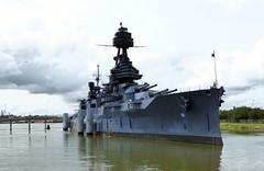 Battleship Texas --- USS Texas (BB-35) (BOB WESTON) Tags: