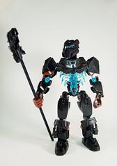 G2 Toa Onuku (0nuku) Tags: bionicle lego selfmoc toa onuku stone g2 2015 master arkahna