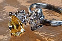 Macro Mondays: Three (RichardK2017) Tags: tubes closeup olympuspenf zuiko45mm zuiko carat marquise diamond macromondaysthree