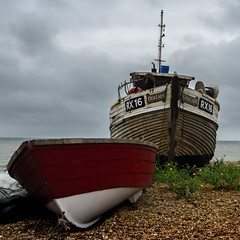 Hastings Boats (Ken Came) Tags: hastings fishingboats sea pebbles beach kencame nikon d7000 omot