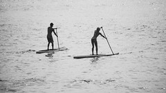 To China (.KiLTRo.) Tags: sandiego california unitedstates kiltro standuppaddle paddle beach sea ocean sport people