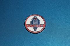 Cobra (jschumacher) Tags: newyorkstate poughkeepsie poughkeepsienewyork locustgrove carshow hoodbadge accobra