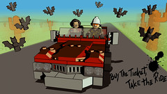 buy_the_ticket (mangoshorts) Tags: lego great red shark fear loathing vegas raoul duke