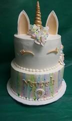 Unicorn (GRAMPASSTORE) Tags: grampa grampas store lagrange 60525 custom uniques cake cakes unicon birthday girls theme 3d