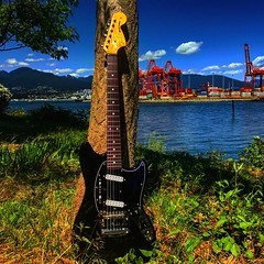 Vitamin D (Pennan_Brae) Tags: 604 shortscale offsetguitars offsetguitar music instrument sixstring vancity musicphotography guitarphotography electricguitars electricguitar guitar fenderguitars fender fendermustang fenderguitar