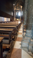 44.Interno della Cattedrale di San Vigilio a Trento