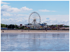 Ferris Wheel #2 (jason_hindle) Tags: unitedkingdom olympusvf4 olympus40150 southportpier olympuspenep5 ferriswheel southport