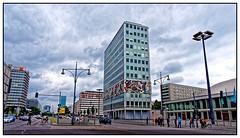 Berlin Henselmann (T K -T r a u m L i c h t) Tags: berlinhermannhenselmann josefkaiserundhorstbauer berlin hermann henselmann josef kaiser und horst bauer