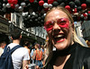 Giggles (Becky Frances) Tags: city candid colour colourstreetphotography canpubphoto documentary england london lensblr olympus pride lovehappenshere streetphotography socialdocumentary streetportrait urban uk 2017