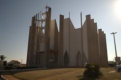 Jataí, Goiás, Brasil (Proflázaro) Tags: brasil goiás jataí cidade edifício arquitetura igreja praça catedral