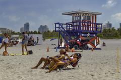 Art Deco at the Beach 2017 (MoArt Photography) Tags: lifeguardtower miamibeach artdeco berndspeck moartphotography