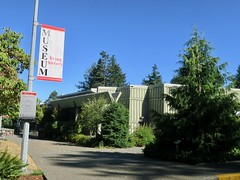 Museum At Campbell River (Mariko Ishikawa) Tags: canada britishcolumbia vancouverisland campbellriver museum firstnations heritage history